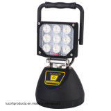 Portable Rechargeable 27W COB Chip LED Spot Worklight