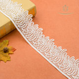 New Arrival Europe Beaded French Lace L40154