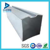 6063 T5 Anodized Silver Aluminum Casement Door Aluminium Extrusion Profile