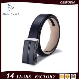China Supplier Factory Price Genuine Cowhide Leather Men Ratchet Belts