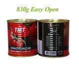 Halal Certification No Additive Canned Tomato Paste