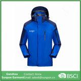 Fashion Different Colors Hood Windbreaker Jacket Windproof Spring Jacket
