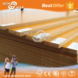 Laminated MDF HDF Board for Furniture Timber