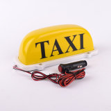 Taxi Car Roof Ditch Light Lamp with Cigarette Lighter Socket