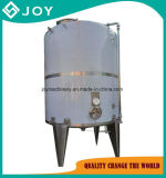 Food Sanitary Stainless Steel Jacket Tank