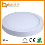 400mmx35mm 30W Surface Mounted Dimmable SMD Round LED Ceiling Panel Lighting