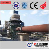 Rotary Kiln for Calcining Limestone