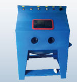 Stainless Steel Wet Blasting Machine / Wet Sand Blast Cabinet / Water Sandblasting Equipment for Sale