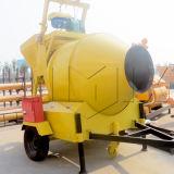 Environment Friendly Positive Mixing Concrete Mixer Jzm350