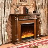 European MDF Heater Electric Fireplace Hotel Furniture (339)