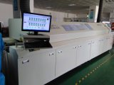 Hot Air Lead Free SMT Reflow Oven Machine for PCB Soldering