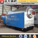 Factory Selling Pellet/Coal Fired Steam Boiler Automatic Chain Grate