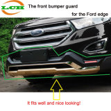 Front and Rear Bumper Guard for Ford Edge