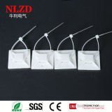 High quality plastic zip tie mount base used for fixing cable