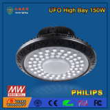 150W Outdoor Industrial UFO Linear High Bay Lighting