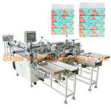 Softpack Facial Tissues Filling Sealing Machine