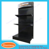 Exhibition High Quality Powder Coating Garden Tool Hardware Metal Display Shelving
