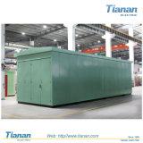 30kVA-2500kVA package substation combine substation compact substation (ZBW1-12)