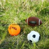 Toys Set of 3 Sports Balls for Kids - Soccer Ball, Basketball, Football, Tennis Ball