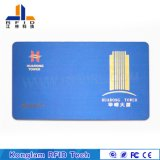 RFID Wholesale PVC Waterproof Cr80 Smart Card Used in Patrol System China Manufacturer