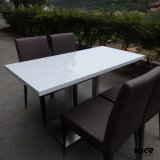 Artificial Engineered Stone Quartz Table Top for Mcdonald′s