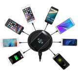 7* USB Port 1* Type-C 1* Wireless Charging Charger