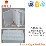 8 Small Compartment Plastic Box