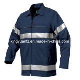 Cotton Padded Winter Work Jacket Safety Clothes