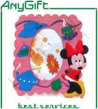 Soft PVC Photo Frame with Customized Logo