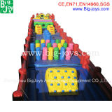 CE Standard Long Inflatable Obstacle Game