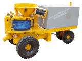 Pzs3000 Wet&Dry Mix Rotor Shotcrete Machine