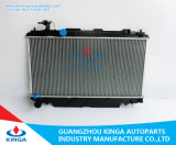 Aluminum Auto Radiator for Toyota RAV4′03 Aca21 Mt with Plastic Tank