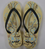 Rubber Flip Flop with Custom Logo Printed
