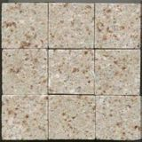 Flamed G682 Yellow Granite Paver Stone for Garden/Stepping Stones/Concrete Pavers