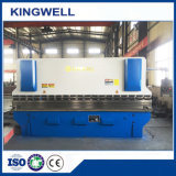 Metal Plate Hydraulic Press Brake for Sale (WC67Y-125TX4000)