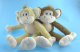 Sitting Animals Plush Toys Monkey