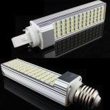 LED Corn Bulb E27 G24 SMD5050 LED Light 180 Degeree AC85-265V 9W 12W 13W 15W 16W LED Horizontal Plug Lamp