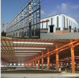 Light Steel Structure Building/Workshop with Crane