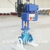 china high pressure gas regulator valve electrical control valve china motorized process. Black Bedroom Furniture Sets. Home Design Ideas