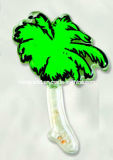 Promotional Gift Palm Tree Printing Magnetic Sticker (FM-11)