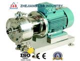 Syrup Homogenizing Machine High Shear Emulsifier Emulsion Pump