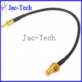Assemble Coaxial Cable with 1.13 Pigtail Cable