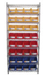 Shandong Industrial Shelf with Bins Manufacturer (WSR3614-003)