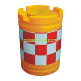 Colorful 824mm Height Water Barrier / Road Safety Bucket (AB-1)