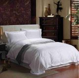 Hot Sale 100% Cotton Luxury Hotel Bedding Set / Hotel Collection