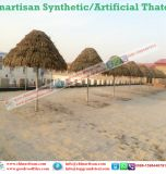 Synthetic Thatch Roofing Building Materials for Hawaii Bali Maldives Resorts Hotel 54
