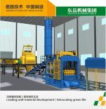 Automatic Fly Ash Hollow Block Machine with Germany Technical (QT10-15)
