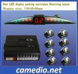 Car Parking System with 4/8 Sensors