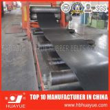 Gravel Transporting Flat Ep Ee Nn Cc Rubber Conveyor Belts