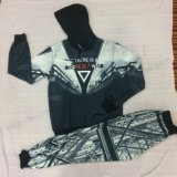 Fashion Digital Print Hoodies Tracksuits for Man Sport out Wear Clothes Fw-8755